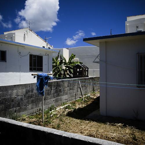 Yomitan Pre-fab Housing (circa 1970), Okinawa