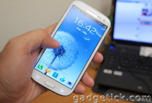 Android 4.3 для Galaxy S3