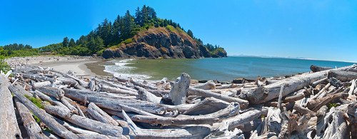 Waikiki Beach, Cape Disappointment State Park, WA