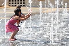 Happy Kids in Teddy Park Fountain (37)