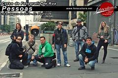 Curso de Fotografia de Rua: Pessoas em 18/8/2013