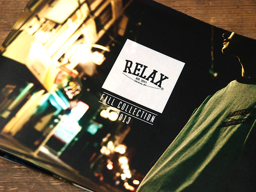 Relax Original Fall Collection 2013