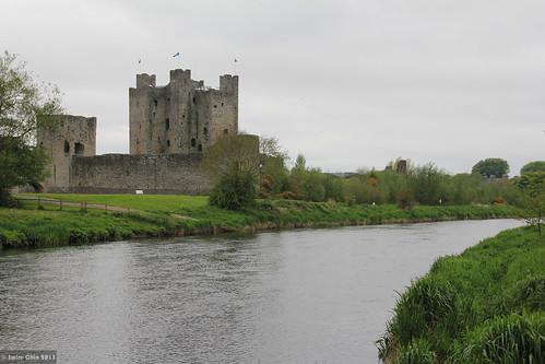 county ireland irish building castle architecture river co trim boyne meath 12thcentury éire 1176 republicof 1100s anglonorman aimg1764