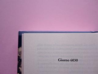 David Levithan, ogni giorno. Rizzoli 2013. Progetto grafico di copertina © Adam Abernethy. Pagina 342 (part.), 1