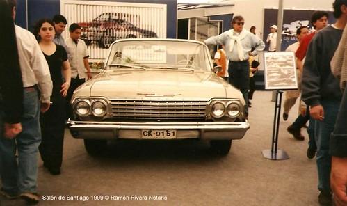 Chevrolet Impala 1962 - 1999 Salón del Automóvil de Santiago