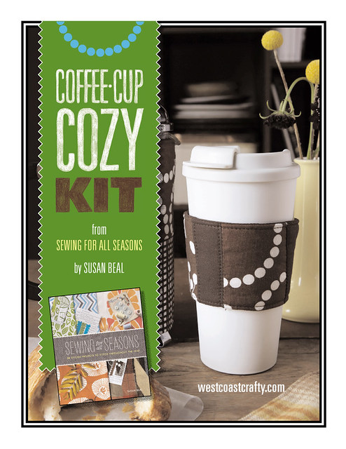 coffee cozy kit!
