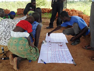 Testing value chain assessment tools with farmers in Uganda