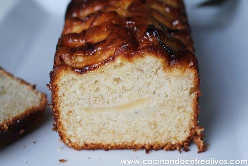 Bizcocho de manzana www.cocinandoentreolivos (1)