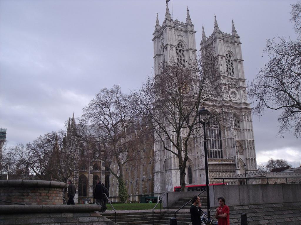 17. Impresionante vista de la Abadía de Westminster. Autor, Peter Broster
