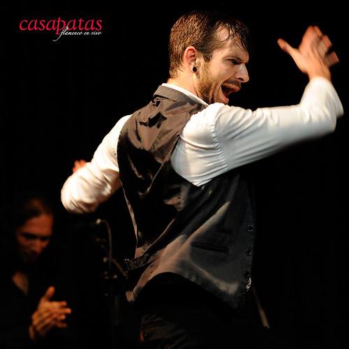 Al baile, Jesús Fernández. Foto: Martín Guerrero