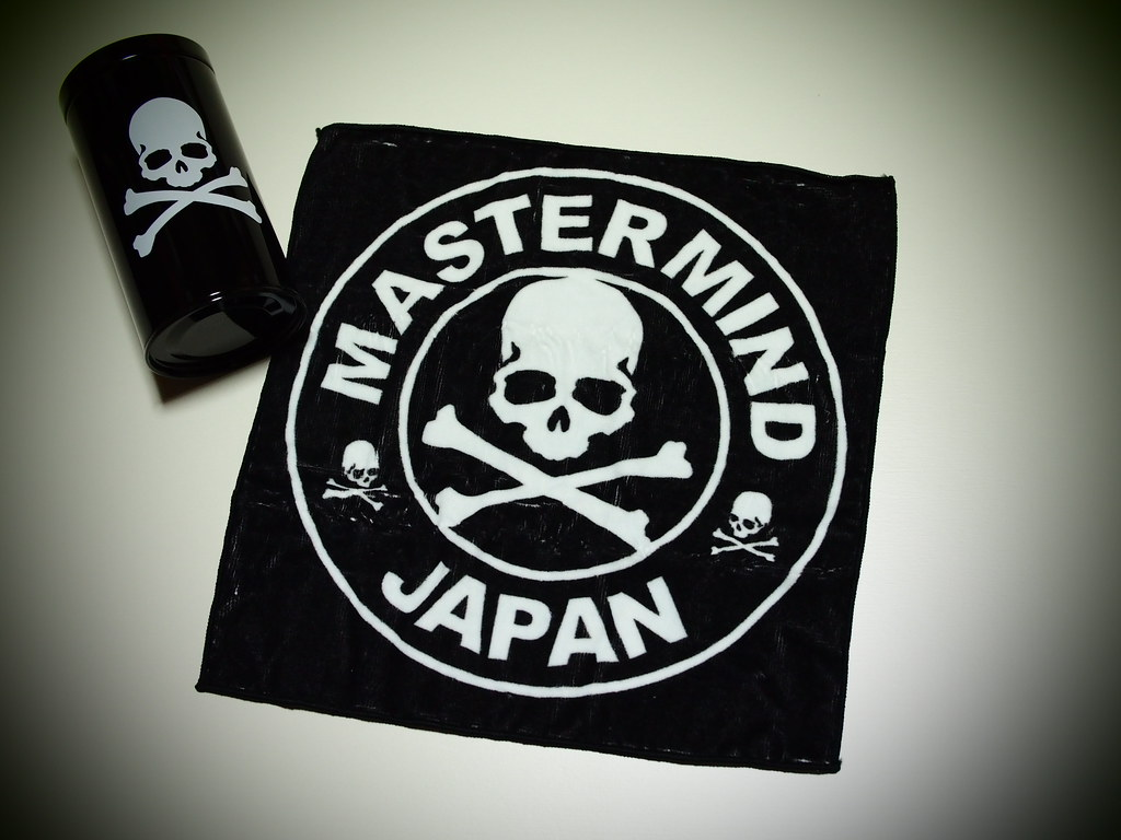 mastermind JAPAN | Towel Handkerchief