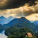 In the Bavarian Alps by Patberg
