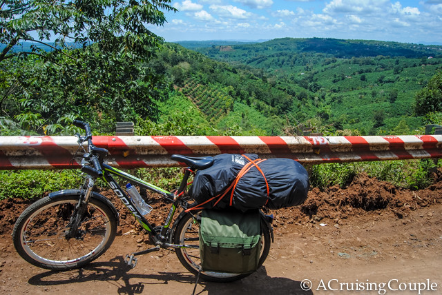Cycling Ho Chi Minh Trail