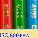 800 raw