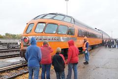 Milwaukee Road Engine No. 261