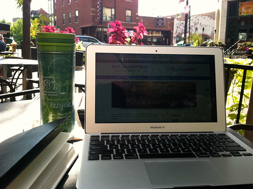 Coffee Shop Patio Office
