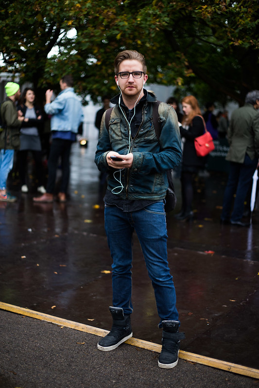 Street Style - Lee, Frieze Art Fair