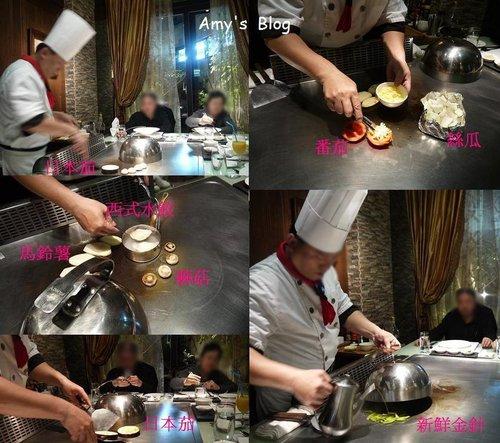 台中豐饡鐵板燒餐廳~食材新鮮豐富&窩心服務,讚讚讚 ...