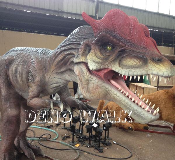 Creative Design Animatronic Dinosaur