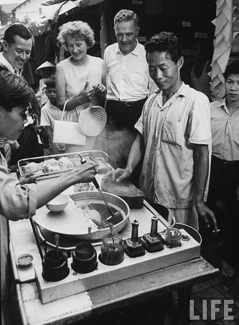 Saigon 1963 - US Ambassador Henry Cabot Lodge Jr.