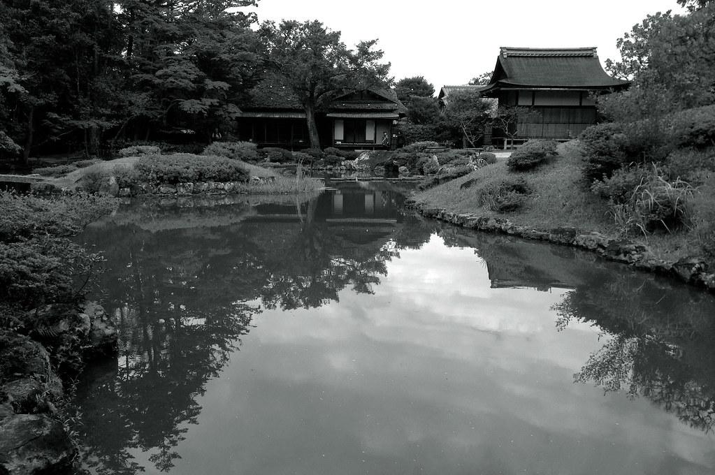 依水園(後園)|奈良県奈良市