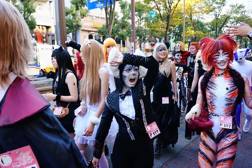 Kawasaki Halloween Parade 2013 37