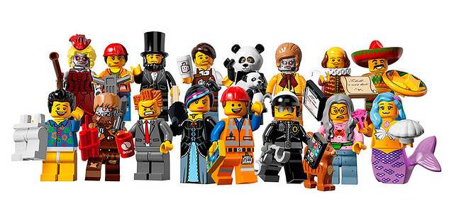 Collectible Minfig Series 12