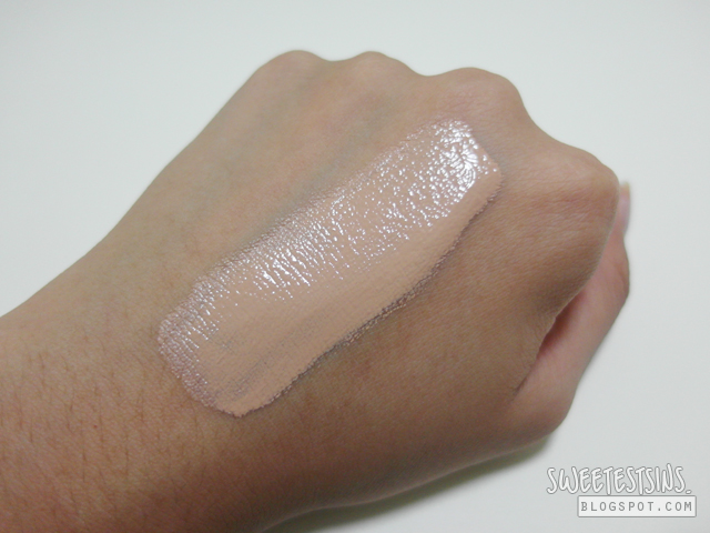 Diorsnow UV Shield BB Creme swatch 2