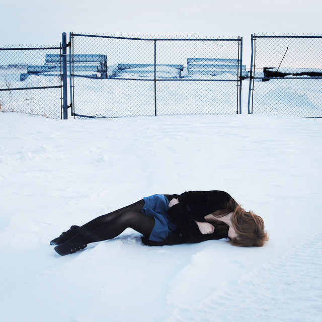 Face down by carrie lynn., on Flickr
