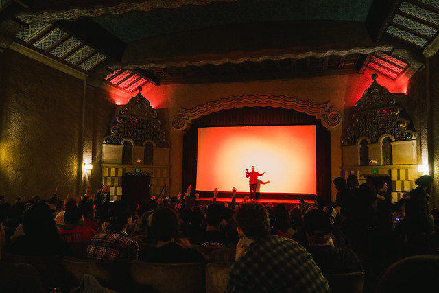 Zero Cold War Premier @ La Paloma Theatre!