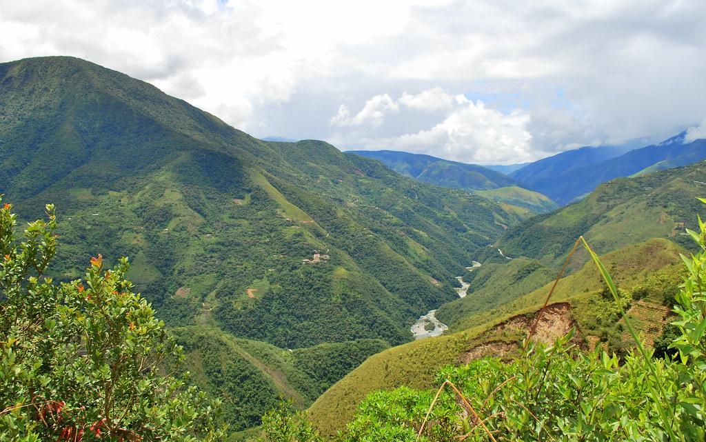 Ruta de la Muerte...‼  Bolivia