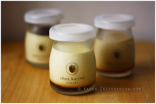Chez Karine Pudding in Bottle