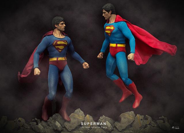 Hottoys - Superman 3 E...