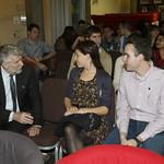Symposium with Chancellor, Vice Chancellor & Provost Professor Barry Everitt