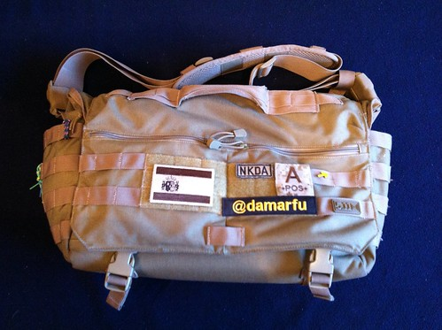 5.11 Tactical RUSH Messenger Bag