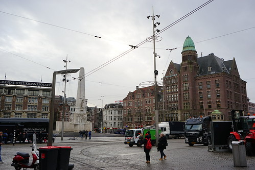冬のオランダ