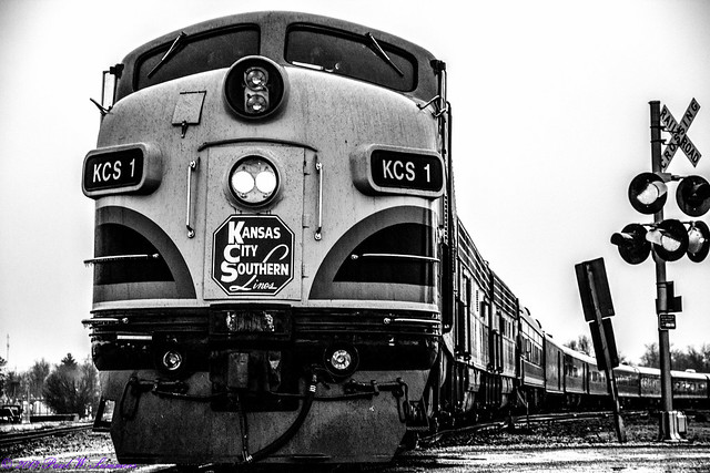 Kansas City Southern B&W