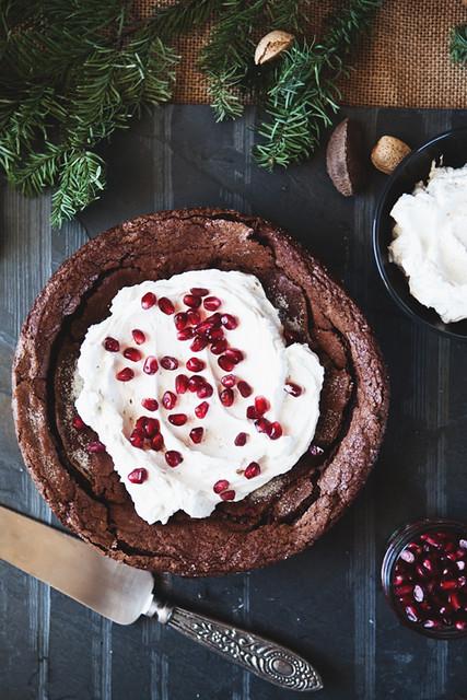 Fallen Chocolate Cake Epicurious