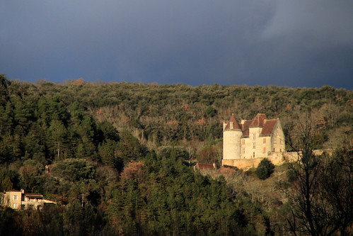 Château de Panassou by montestier