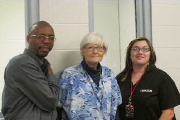 Maryalyce Harmon: Lea County shows recognition to retiring employee