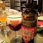 ベルギービール大好き!! グロッテン・ビア Grottenbier @エンボカ京都