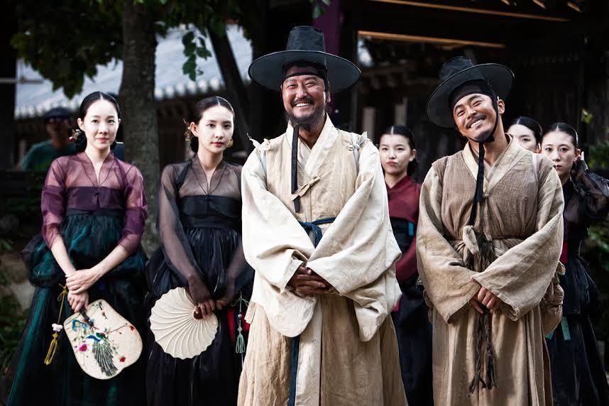韓國電影관상【觀相大師:滅王風暴】贈票 (已截止) @GINA環球旅行生活|不會韓文也可以去韓國 🇹🇼