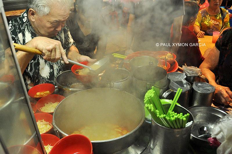 Lebuh Chulia Night Market, Penang, Malaysia