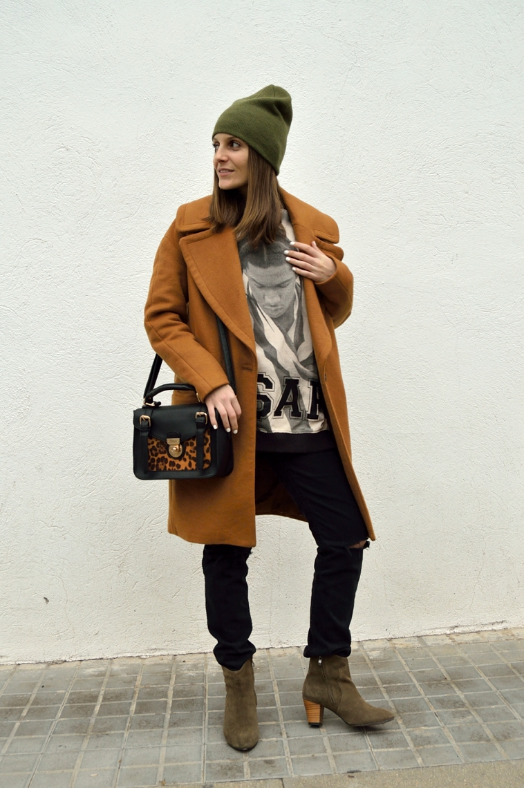 lara-vazquez-madlula-style-fashion-blogger-leopard-touch-winter-brown-coat-green-details