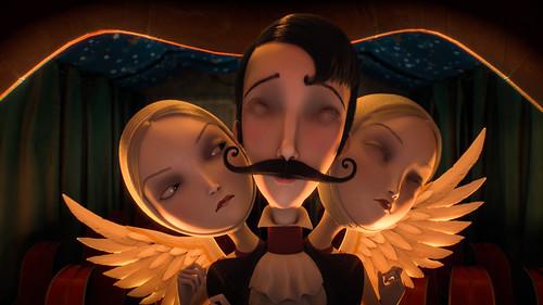 Un film bien accompagné, c'est encore mieux !http://www.allocine.fr/avp/jacketlamecaniqueducoeur