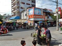 Corner Coconut Cart