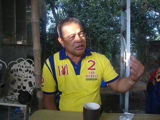 diaryongtagalog with plaridel konsehal ver alejo