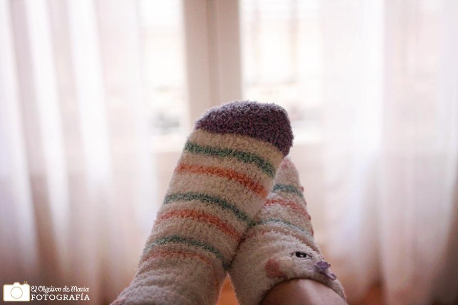 Muy calcetines, muy friolera