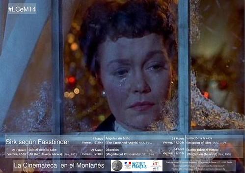 #LCEM14. Sirk según Fassbinder