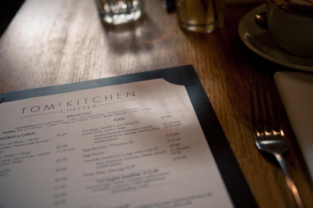 Tom's Kitchen